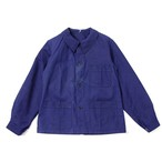 French work cotton linen jacket