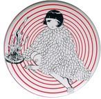 櫻胃園子 / 缶バッチ 丸形(大)