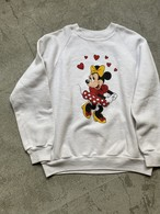 Disney vintage print sweat made in U.S.A