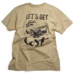 CAMPS キャンプTシャツ【Let's get Lost】ランドクルーザー60