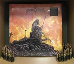 "GATES OF ISHTAR ""The Dawn of Flames (Re-issue 2017) (Gatefold black LP+CD)"""