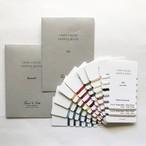 <GarnHusetIKinna(Sweden)> Yarn sample book スウェーデン糸 / 糸見本帳 2020