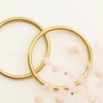 Life of gold 幸せの象徴 最強に運をつかむ 【純金】幸せをつかむピンキーリング