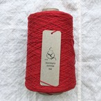 i t o - RECYCLED COTTON 100 -  / SIGNAL RED