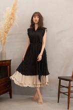 Two-Tone Midsummer Dress