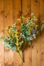 NEWお花単品【お盆・お供え・仏花】お供え仏花花束 造花-Y&G