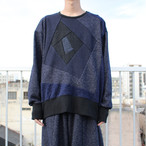 Rose-Sweatshirts (navy~blue)
