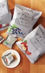チアシード蒟蒻ゼリー 発酵プラス、カシス味・カムカム味