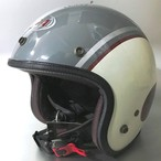 BSA SUPER SHORT ヘルメット グレー L