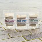 【水出しコーヒー】COLD BREW 3種パック