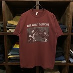 90s Rage Against the Machine Tシャツ