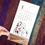 ritomarus カレンダー2020