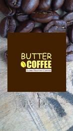 期間限定 2000円以上 送料無料 バターコーヒー豆(100g)