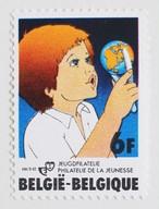 切手収集 / ベルギー 1981