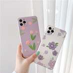 Luxury Embroidery Flower iphone case
