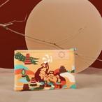【予約商品】 【シルクロードシリーズ】 7.9''多機能バッグ(タブレットバッグ)