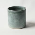 蒼銅色植木鉢(Small)