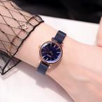 Julius AF-1063(Blue) レディース腕時計