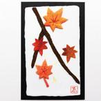 【月次絵】11月  紅葉