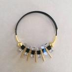 《再入荷》WireTube necklace-monotone-