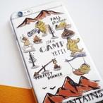06 The CAMP 【iPhone】クリア スマホケース