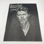 TimeOut London : David Bowie 2016年1月16日号