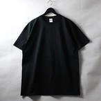 USA Cotton 7.1oz HeavyWeight S/S TEE - Black -