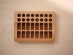 FromJennifer 木製クレヨンホルダー【サイズ: 16 Blocks/16 Sticks】①