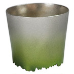 SHIKICOLORS Pale green Rock Cup
