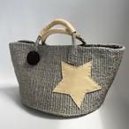 ✭限定即納✭ BC Star Bag / 12x8 / ML / gray