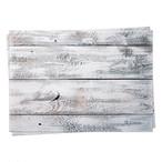 A3背景紙「白いビンテージの木材 #011」