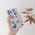 Flower butterfly iphone case