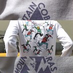 MOUTAIN COBRAS ロングスリーブTシャツ