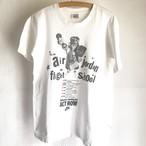 【90's NIKE AIR JORDAN  FLIGHT SCHOOL 】 スパイクリー フォトプリントTシャツ Made in USA