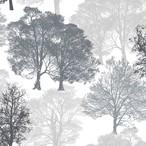 新入荷|完売再入荷【Ambiente】バラ売り2枚 ランチサイズ ペーパーナプキン Skeleton Trees モノトーン