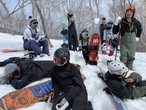 2020年4月18日(土)19日(日)シーズン締めくくり1泊2日春雪キャンプ・妙高関温泉スキー場