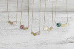 ◇STATE OF A◇ Necklace short Gem Circles(Item No 10796)