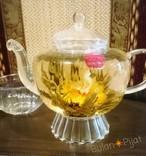 工芸茶 蝶恋花 お湯を注ぐと花が咲く中国茶 蝶戀花 お花茶 ハーブティー