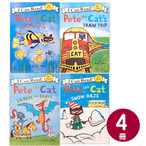 「Pete the cat」I can read Bセット(4冊)