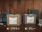 <詳しいレシピ付き⭐︎メゾンケイティの折りたたみマルチBOX カット済みカルトン&布地付きキット>