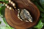 デンドリティック ライムストーン 自然の芸術、樹枝状結晶の石