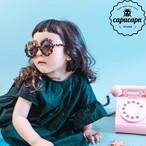 «即納» uv400 flower kids sunglass  フラワーサングラス  uv400 ケース付きバージョン