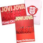 JOVIJOVA LIVE『Keep On Monkeys』パンフレット&クリアファイルセット