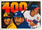 MLBカード 92UPPERDECK Dave Winfield #028 400thHomerun