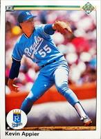 MLBカード 90UPPERDECK Kevin Appier #102 ROYALS
