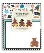 Beary Busy Design Your Own Notecards