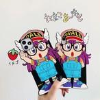 【オーダー商品】 ARALE girl iphone case