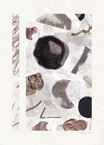 A4 poster / white summer series 1