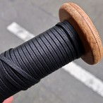 平紐(3mm) ¥50/10cm BK