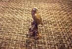 わし tibetan bronze
